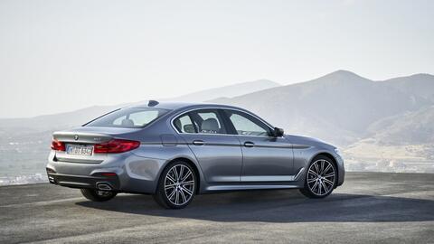 BMW anuncia la llegada de la 7ma generación de su sedán deportivo, el Se...