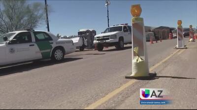 Más de 100 reportes de abusos en la frontera