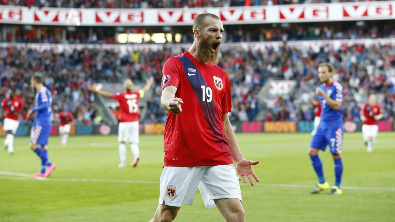 Noruega vs. Croacia