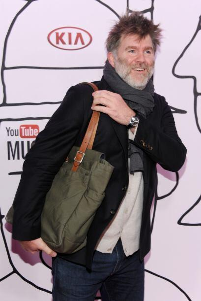 James Murphy del grupo LCD Soundsystem también se rehusó a...