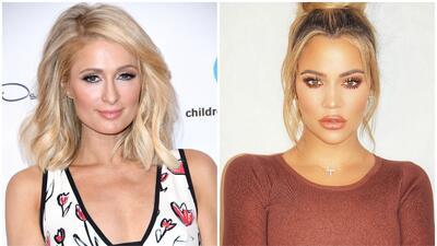"""""""A mí, no me pasará"""": Paris Hilton reacciona a la crisis entre Khloé Kardashian y Tristan Thompson"""
