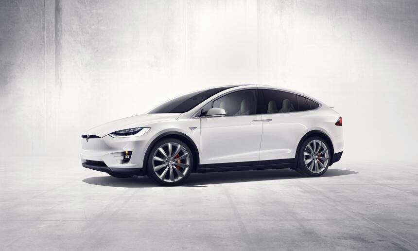 Los 10 autos con menor confiabilidad en Estados Unidos press02-model-x-f...
