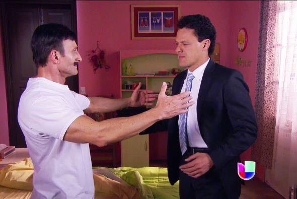 Salvador ya decidió perdonarlo y no le puede fallar.