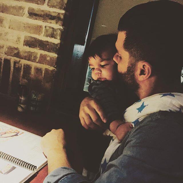 Nuestro querido Matteo Marrero cumple su primer añito de vida.
