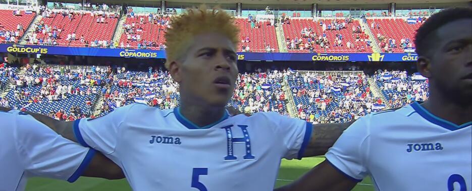 Honduras vs. Panamá en Copa Oro