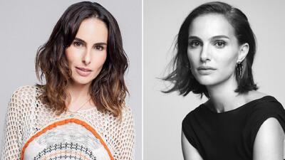 Ana Serradilla y Natalie Portman tienen mucho en común