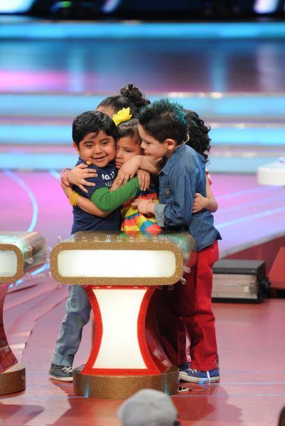 Los pequeños gigantes se han convertido en grandes amigos y demuestran q...