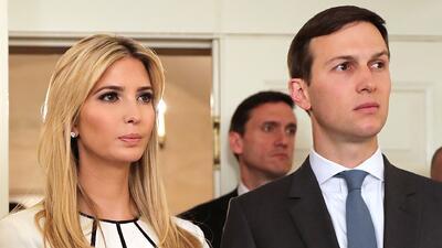 Ivanka Trump y Jared Kushner reportan ingresos de más de 82 millones de dólares en 2017