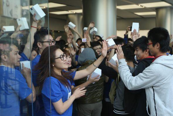Este suceso añadió presión a Apple, que acept&oacut...