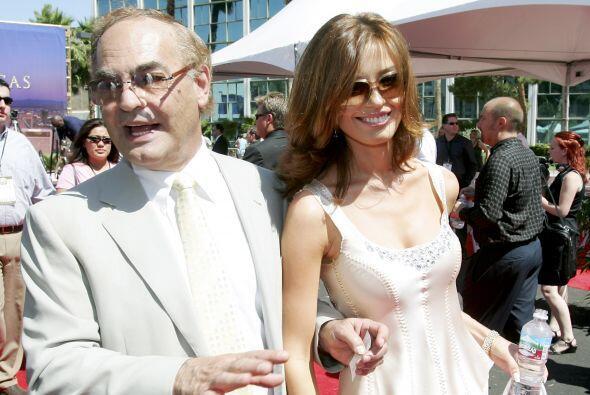 PHIL RUFFIN Y ALEKSANDRA NIKOLAENKO- La ex Miss Ucrania y el magnate de...