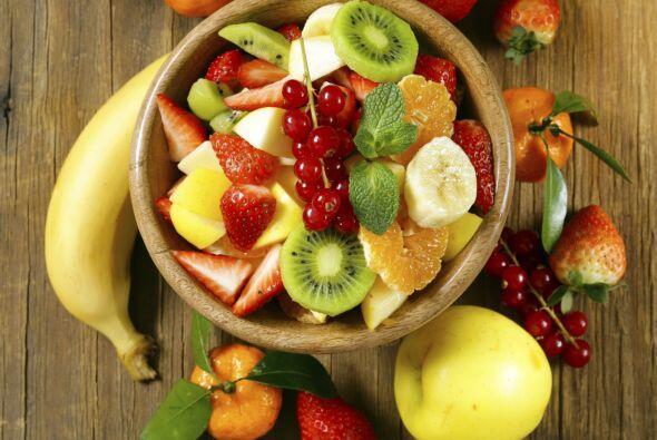 Primavera (marzo, abril y mayo): Frutas: manzana, albaricoque, plátano,...