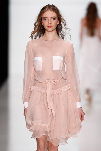 El palo de rosa será otra de las tonalidades que podrás lucir en transpa...