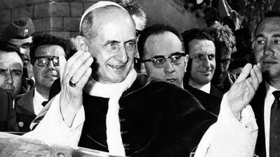 Francisco beatificará al Papa Pablo VI