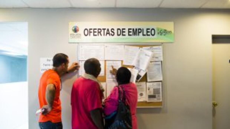 Oficina de desempleo en San Juan