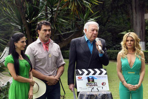 """""""Amores Con Trampa"""" es el remake de la telenovela chilena """"Somos Los Car..."""