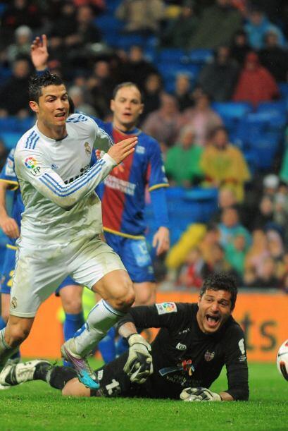 Ni el portugués Cristiano Ronaldo y compañía pudieron marcarle un solo g...