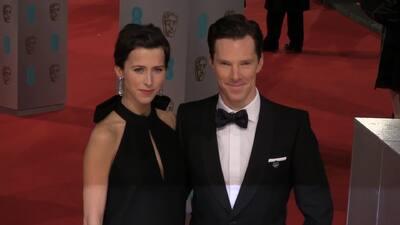 Benedict Cumberbatch se casó en San Valentín