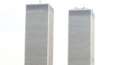 Las colosasles Torres Gemelas de N.Y. antes del antentado.