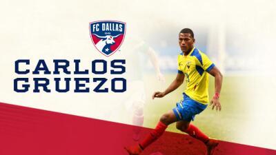 El ecuatoriano Carlos Gruezo fue parte del Mundial Brasil 2014.