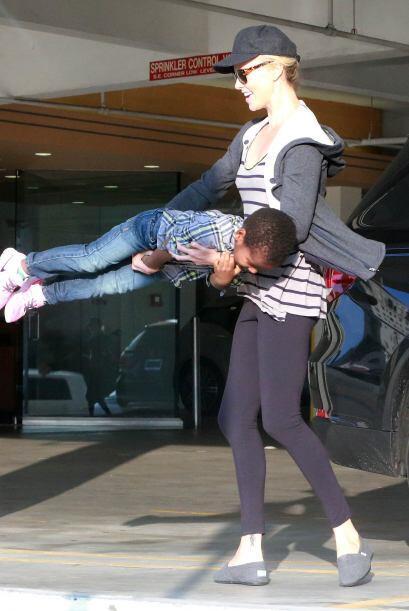 ¿A qué niño no le gusta hacerse pasar por un avión?