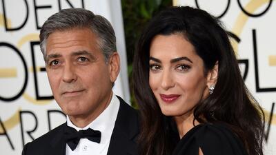 George Clooney: 'Amal es la inteligente de la relación'