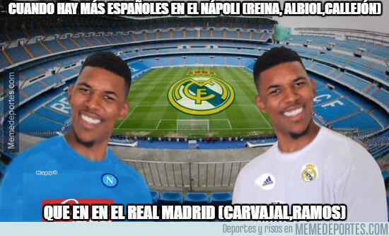 Los memes del triunfo del Madrid en casa ante el Napoli MMD_981375_flipa...