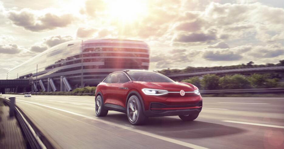 Volkswagen I.D. Crozz Concepto