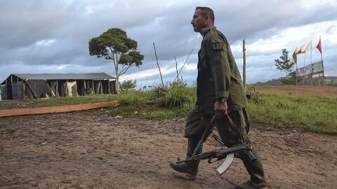 ONU certificó el desarme total de las FARC