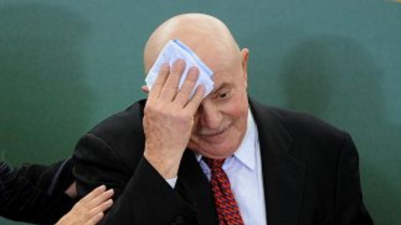El expresidente brasileño Luiz Inácio Lula da Silva sufrió un cuadro de...