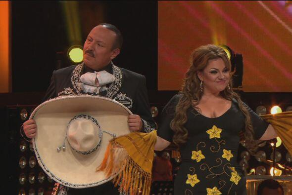 Mientras que Pierre Ángelo eligió a Pepe Aguilar y Jenni Rivera.