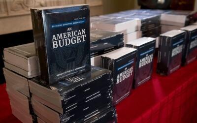 El plan presupuestario de la Casa Blanca.