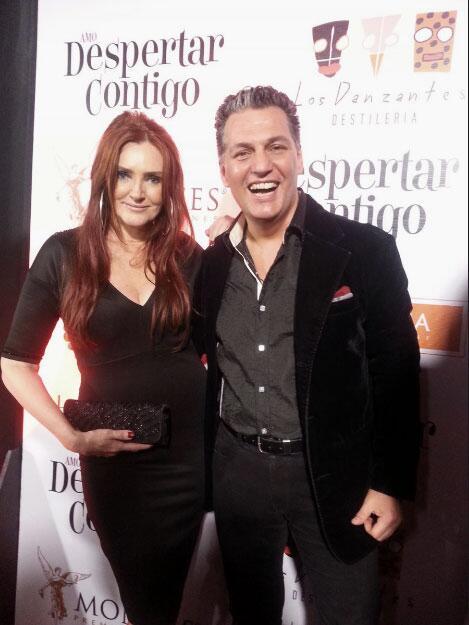Ana Ciocchetti y Antonio De Carlo