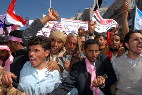 Occidente está particularmente preocupado por la inestabilidad en Yemen,...