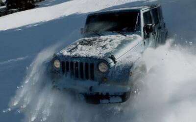manejo en nieve: llantas de invierno o cadenas