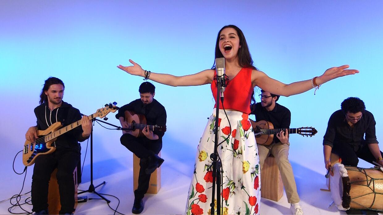 Ana María Villa: 'Medio monte, medio mar' (Immigrant Sounds)