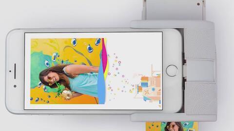 Este nuevo dispositivo te dejará imprimir las fotos de tu iPhone en cues...