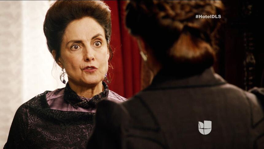 ¡Doña Teresa es la crueldad en persona!
