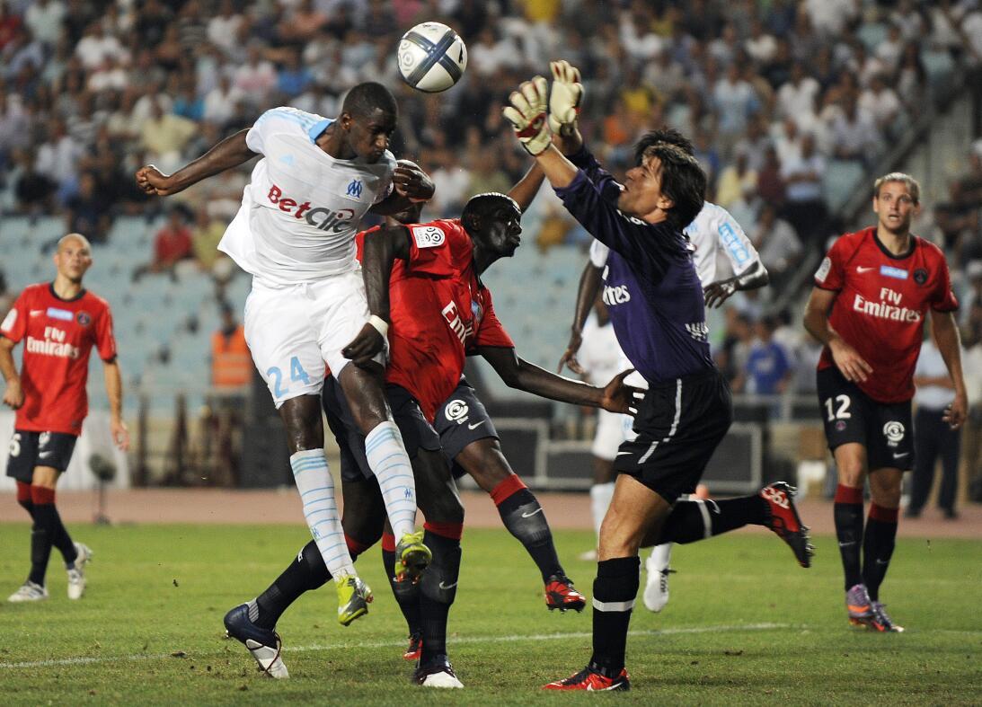 Futbolistas 'fuera de serie' por su presencia física GettyImages-1031414...