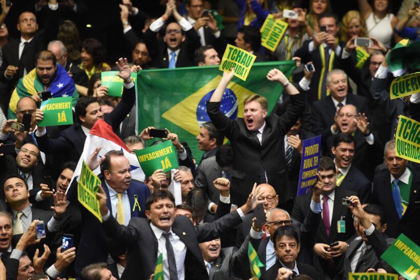 Dilma se va