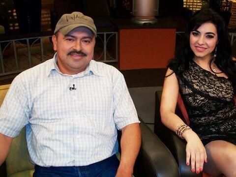 A la cantante y actriz, se une Ulises Valdéz, que de inmigrante i...