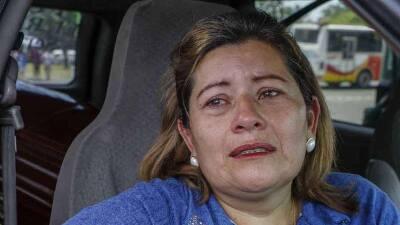 """""""Me lo torturaron por pedir la baja"""": la madre de un policía asesinado en Nicaragua denuncia que lo mataron sus propios compañeros"""