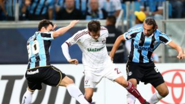 Gremio y Fluminense quedaron en blanco y persiste la incógnita en el Gru...