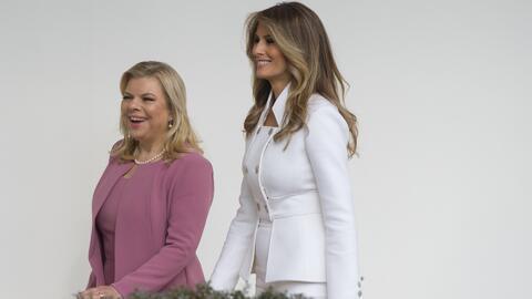 Melania Trump se muda, finalmente, a la Casa Blanca