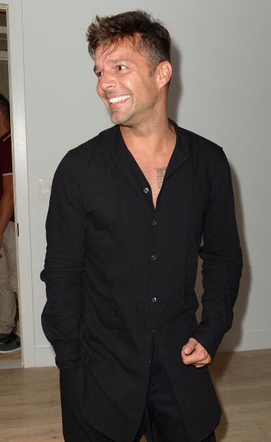Ricky Martin, invitado de honor en el listening party de CNCO