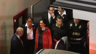 El expresidente Humala saldrá en libertad pero seguirá siendo investigado por el caso Odebrecht