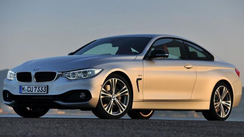 Serie 4 es el nuevo nombre que adopta la versión coupé del Serie 3.