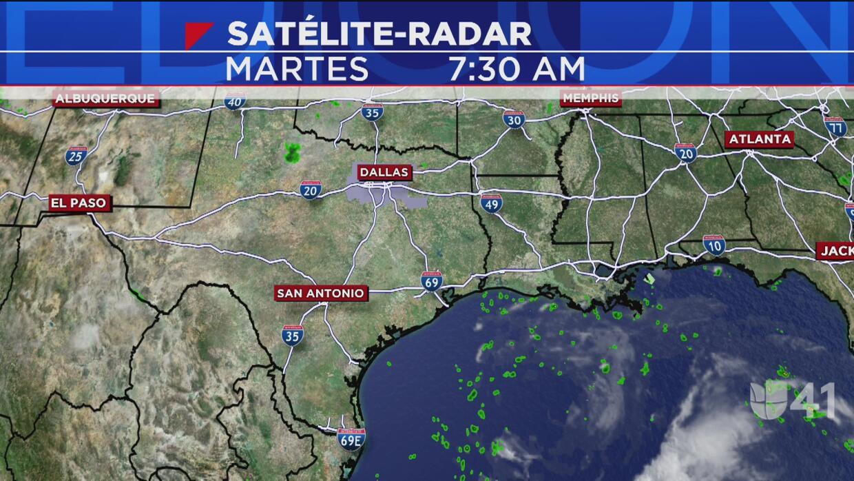 Vuelven las lluvias a San Antonio este fin de semana