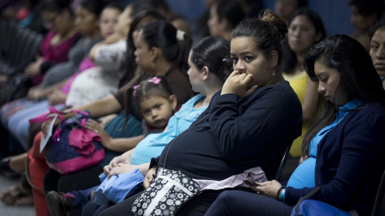 Las embarazadas, las más vulnerables al virus del Zika.