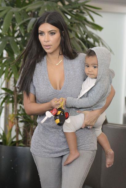Kim Kardashian se ha caracterizado por ser una amante de la moda, y tal...