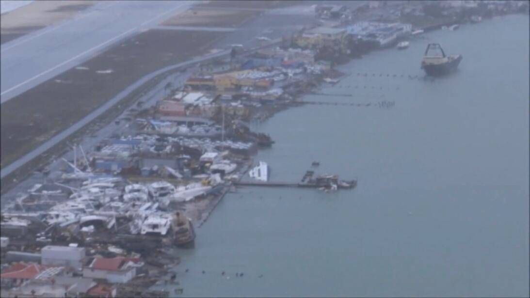 El paso destructivo de Irma por la isla de San Martín (FOTOS) martin8.JPG